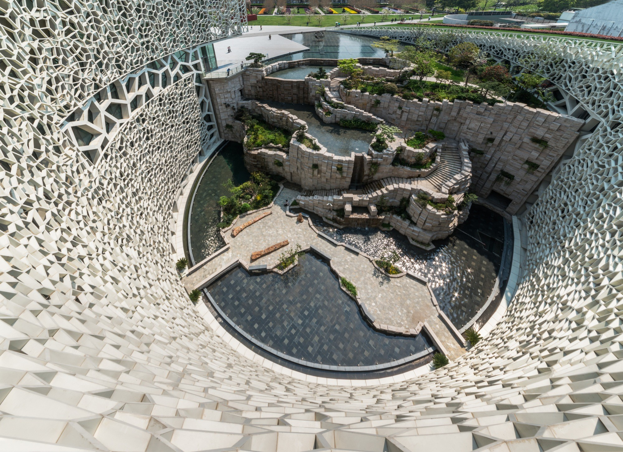 Tech Emergent Designs >> Shanghai Natural History Museum / Perkins+Will | ArchDaily