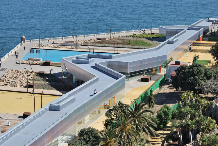 Edificio Mirador y de Protección del Parque Genovés / José Luis Bezos Alonso, Cortesía de José Luis Bezos Alonso