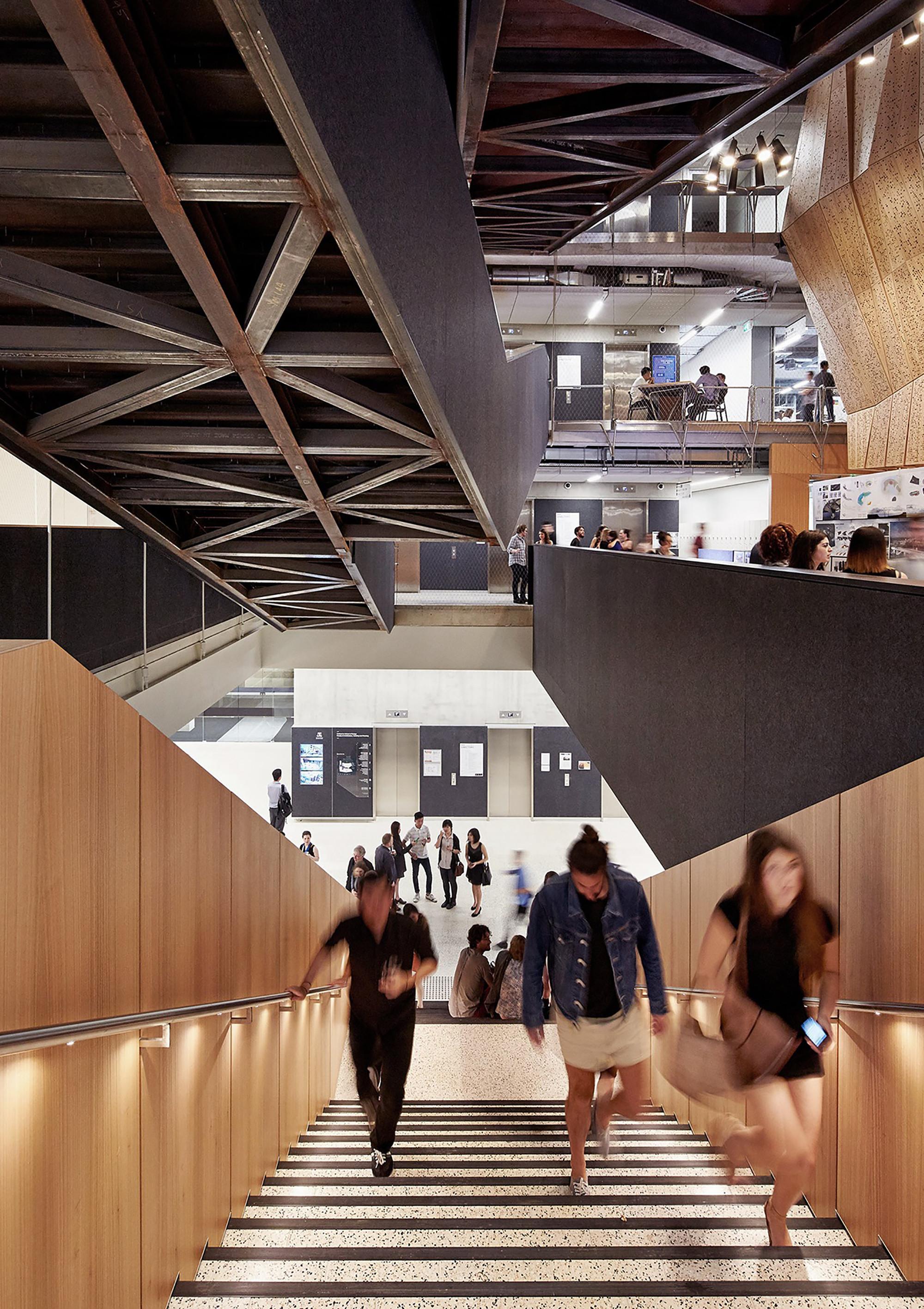 Melbourne School Of Design University MelbourneC Peter Bennetts