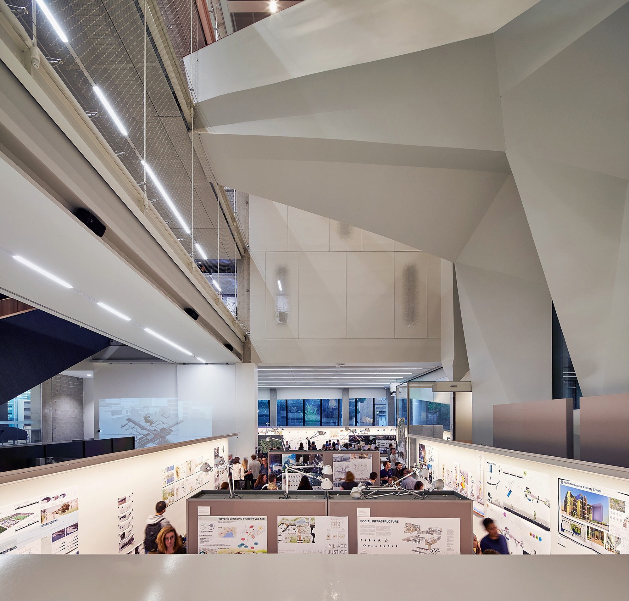 Melbourne School Of Design University MelbourneC Peter Bennetts