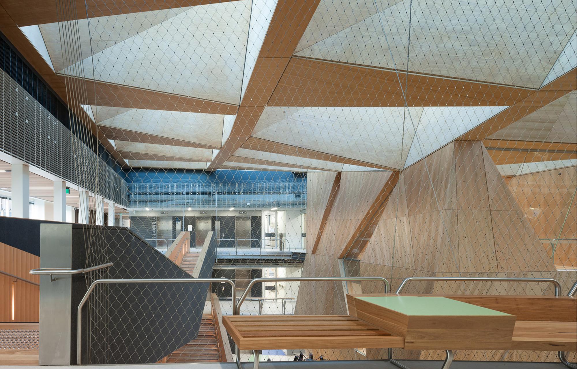 Melbourne School Of Design University John Wardle Architects NADAAA
