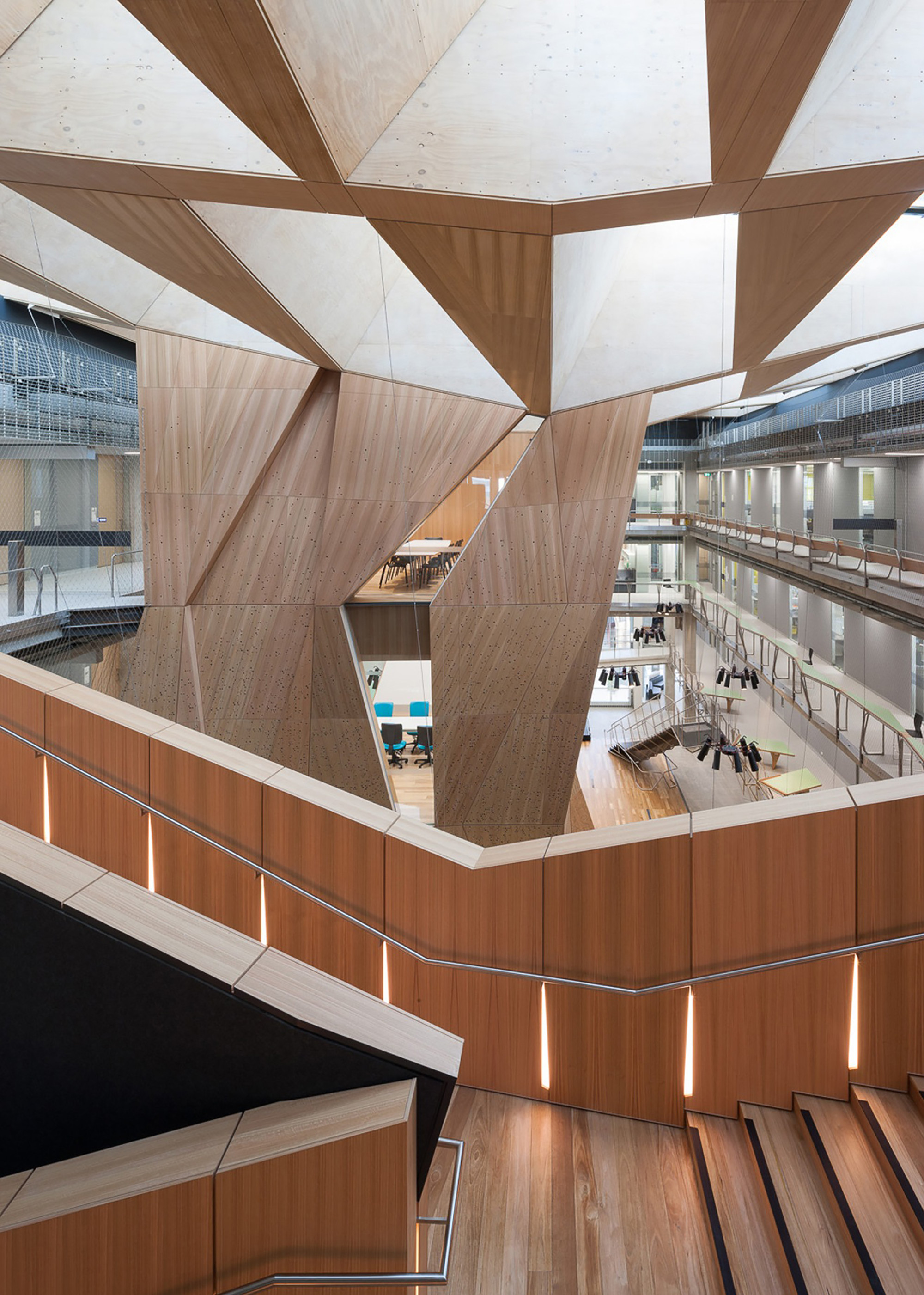 Melbourne School Of Design University NADAAA John Wardle Architects