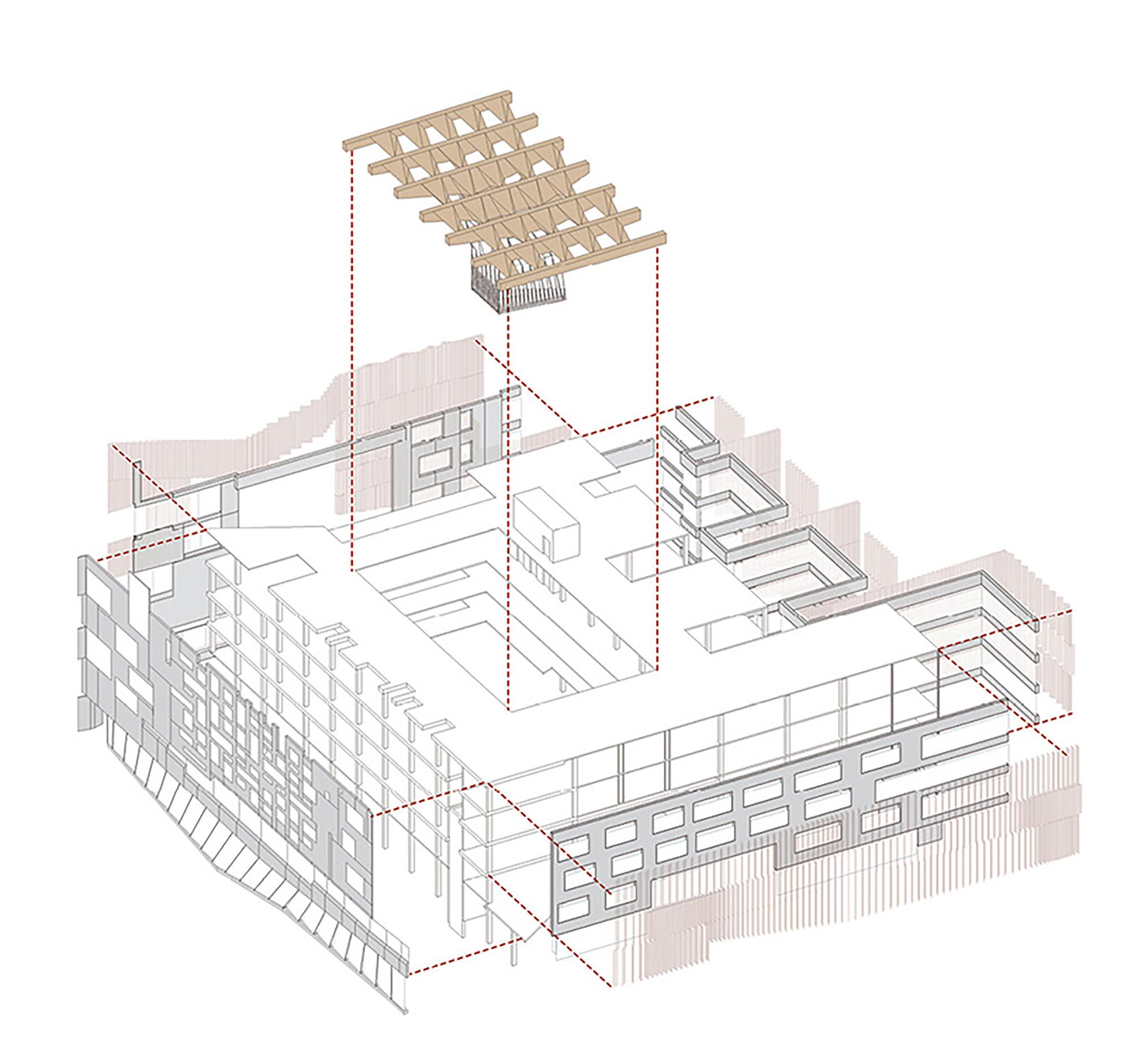 Melbourne University School Of Design Building