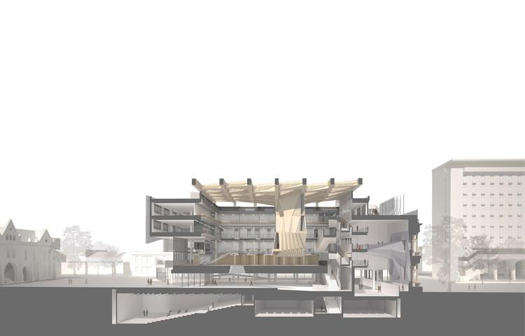 Melbourne School of Design University of Melbourne John Wardle