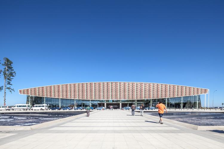 Aeropuerto  de La Araucanía / Iglesis Arquitectos, © Diego Elgueta
