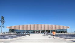 Aeropuerto  de La Araucanía / Iglesis Arquitectos