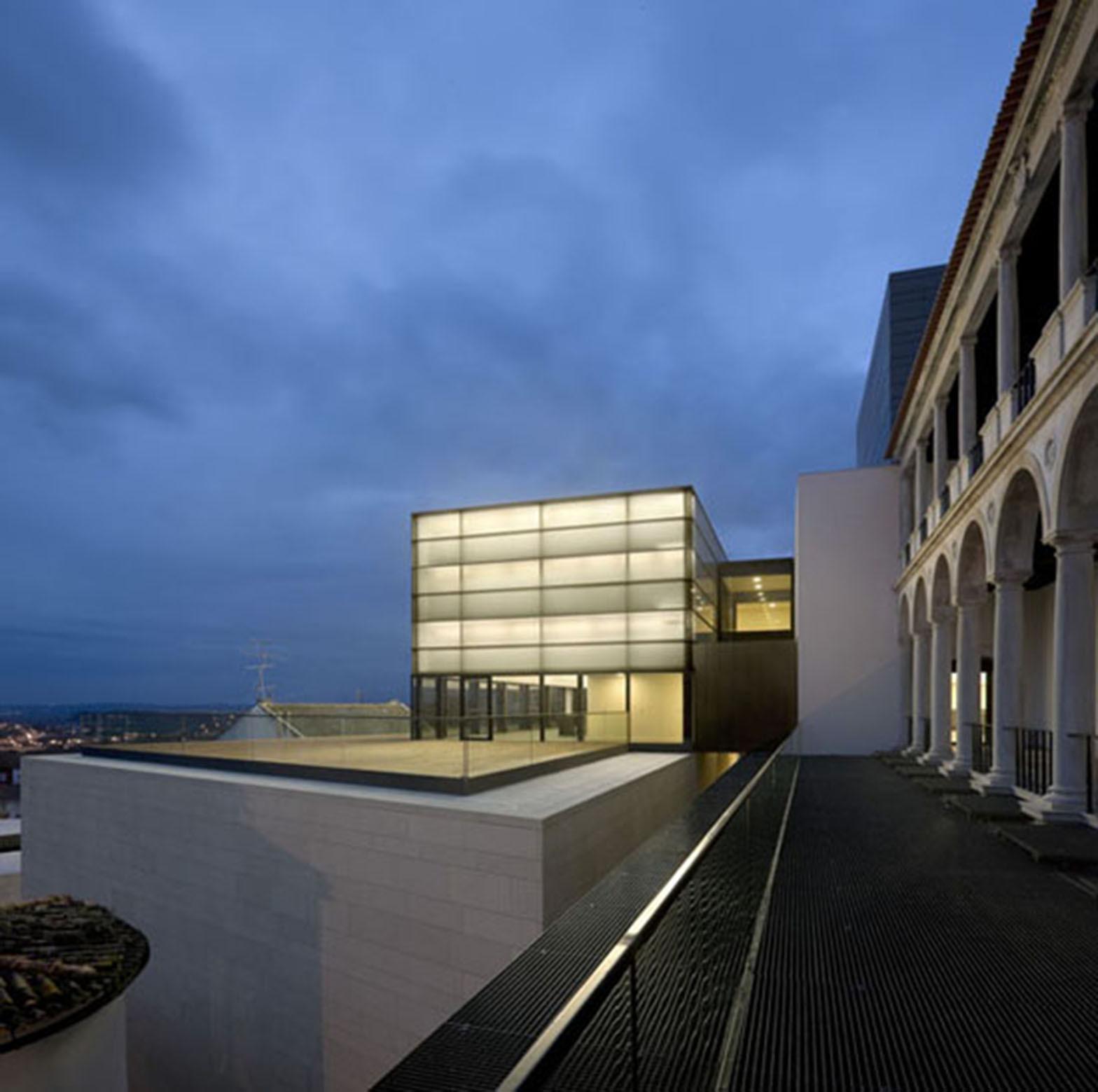 Machado de Castro National Museum Refurbishment / Gonçalo Byrne Arquitectos, © Duccio Malagamba