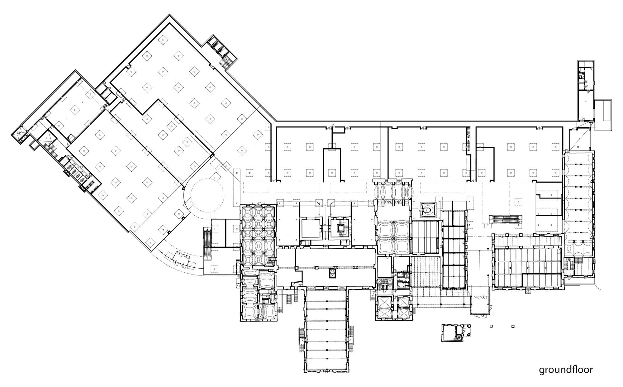 gallery of shopping center pivovar d u011b u010d u00edn    studio acht