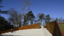 A Rememberance Site: Parc des Glacis - Ateliers 2/3/4/