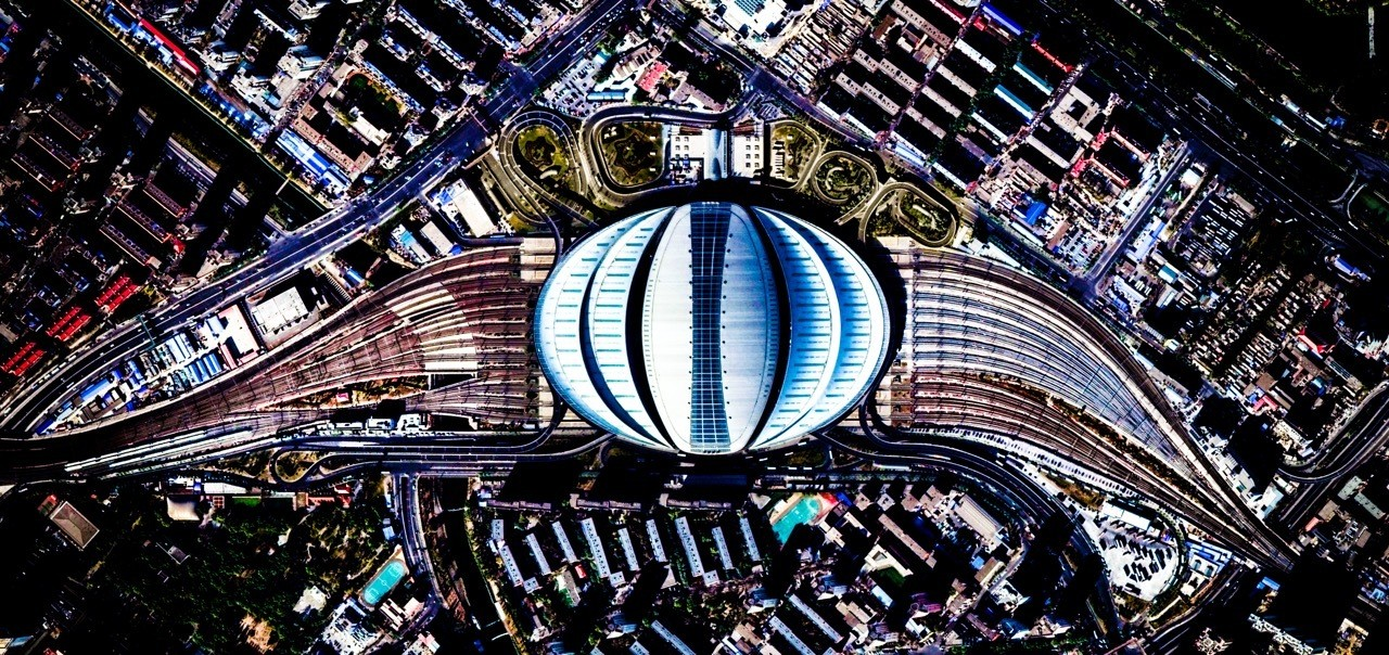 Delve Into The Possibilities Of Perception With Satellite Photo Art By ULTRADISTANCIACourtesy