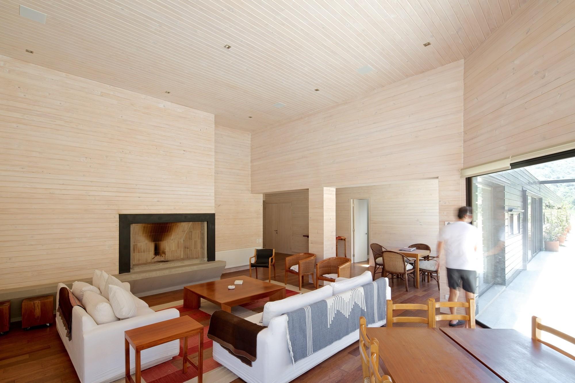 Materiales: Protección de la madera sin perder sus cualidades naturales