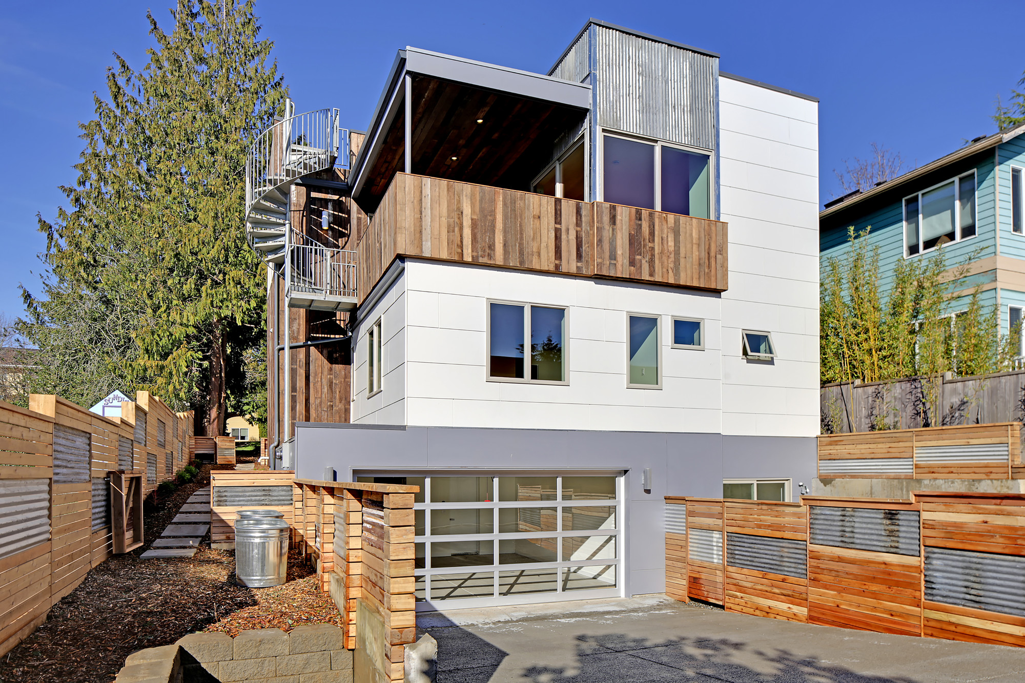 Residential Design Innovation In Downtown Kirkland Medici Architects