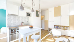 30m2 Flat in Paris / Richard Guilbault