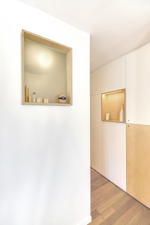 Architecte Interieur Paris Petite Surface gallery of 30m2 flat in paris / richard guilbault - 7