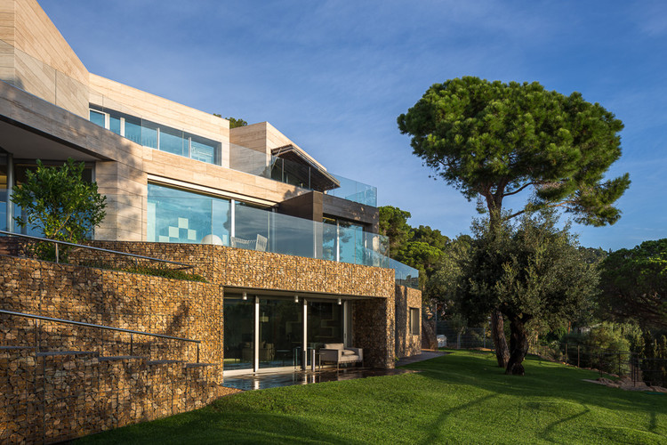 Casa Llorell na Costa Brava / DOSARQUITECTES, © Simon Garcia