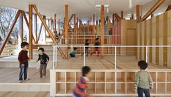 Jardim de Infância Hakusui / Yamazaki Kentaro Design Workshop