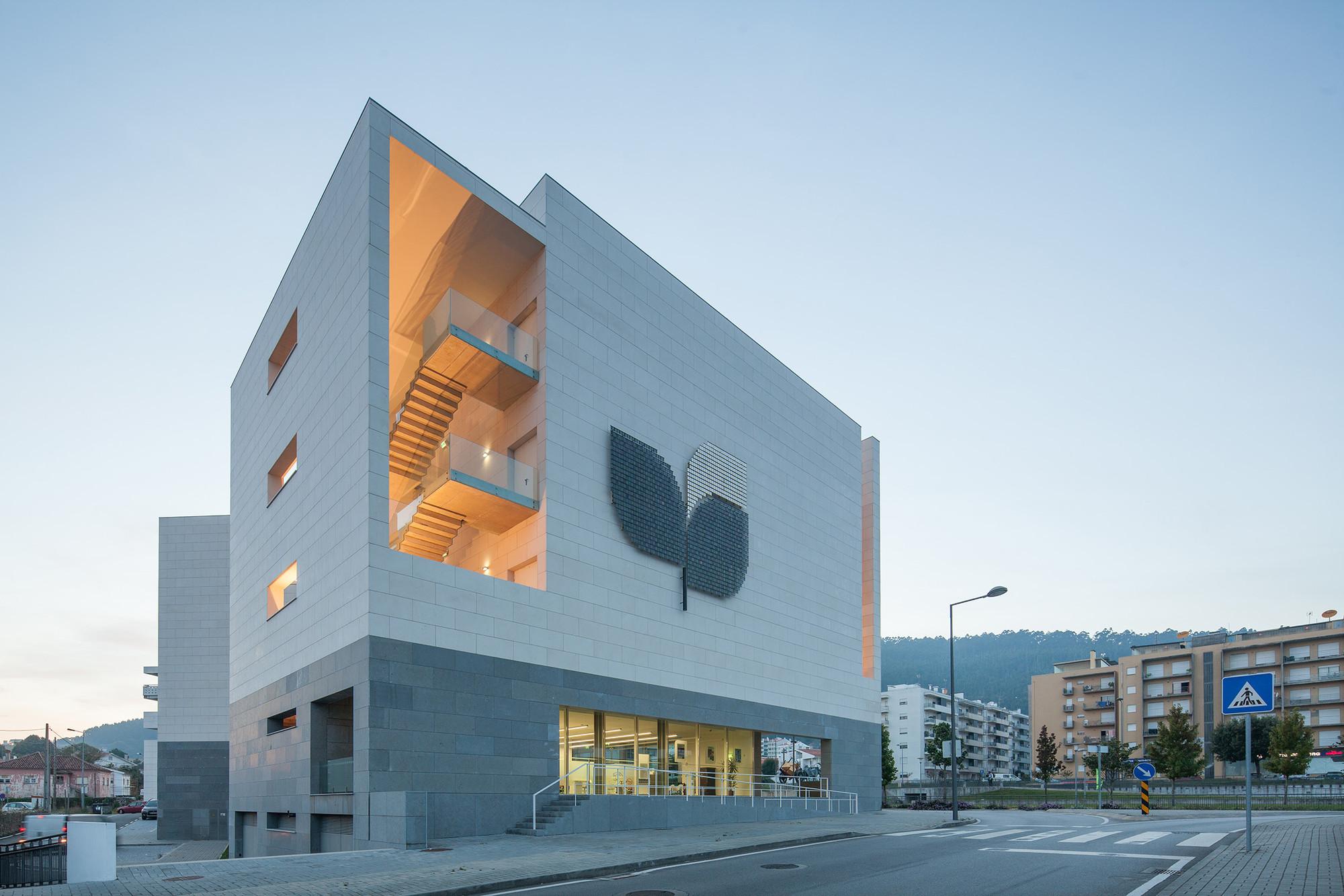 CA Crédito Agrícola / Marques Franco Arquitectos, © José Campos Architectural Photography