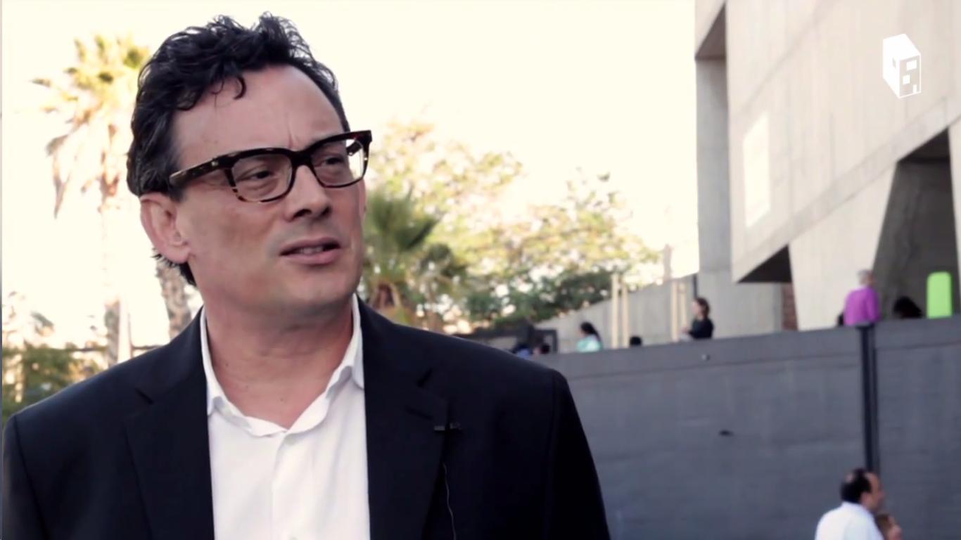 Giancarlo Mazzanti: 'La identidad latinoamericana no se da a través del lenguaje arquitectónico'