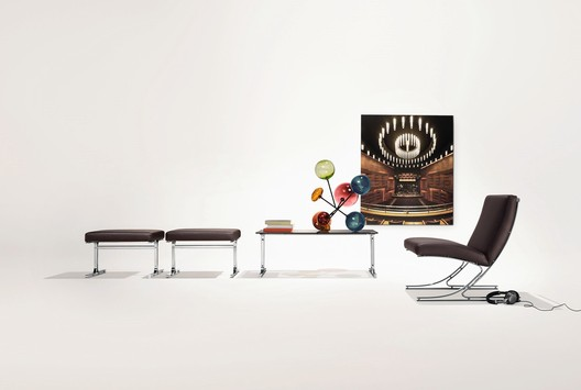Re-launch of Meinhard von Gerkan's Berlin Chair / gmp architekten. Imagen © Peter Schumacher, Stuttgart, Alemania