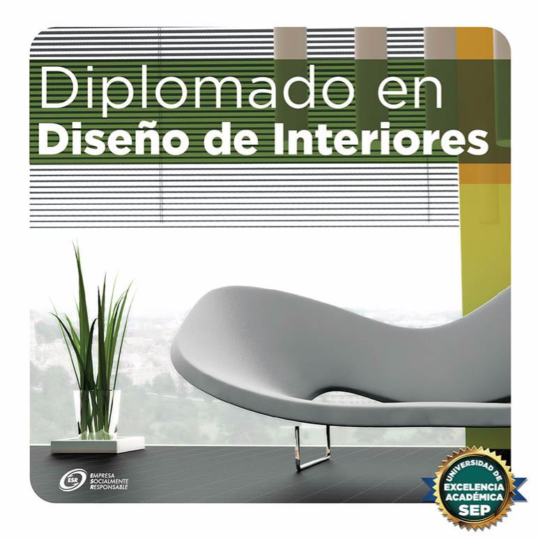 Diplomado dise o de interiores universidad for Universidades para diseno de interiores