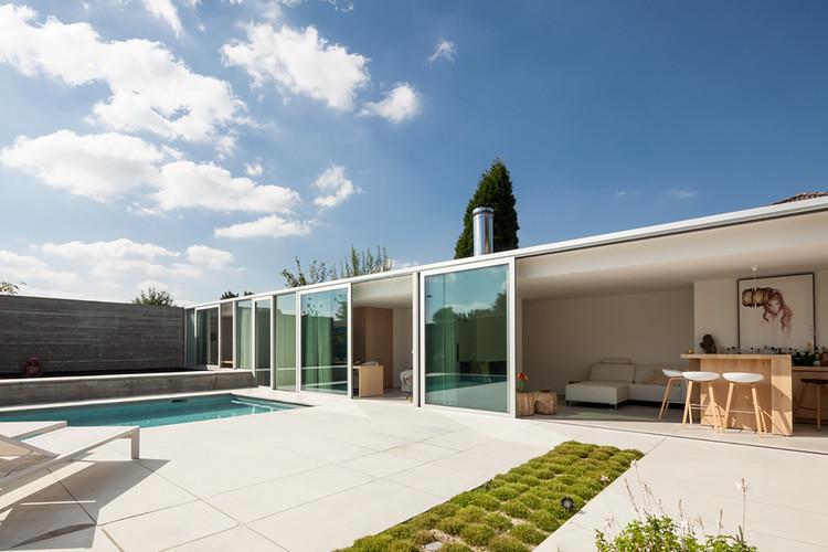 Casa MRT / Steven Vandenborre Architects, © Tim Van de Velde