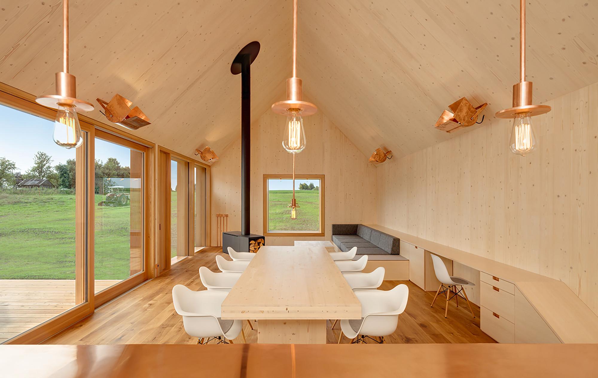 Gallery of Timber House / KÜHNLEIN Architektur - 9