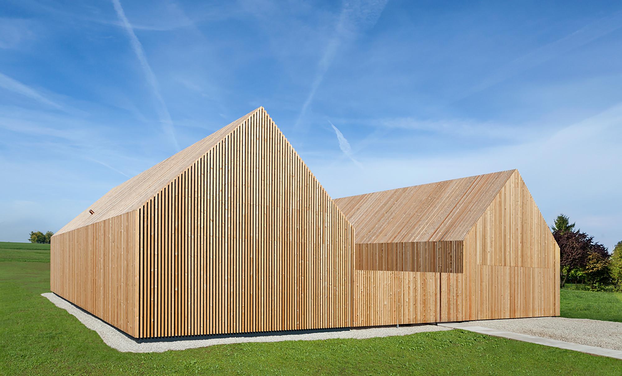 Timber House / KÜHNLEIN Architektur, Courtesy of KÜHNLEIN Architektur