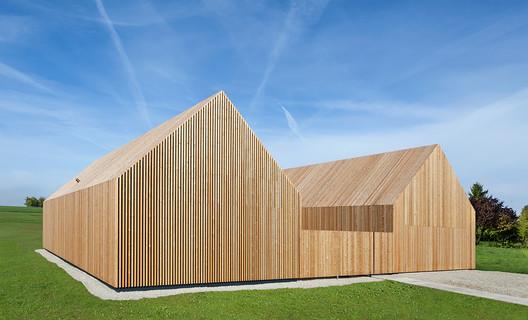 Courtesy of KÜHNLEIN Architektur