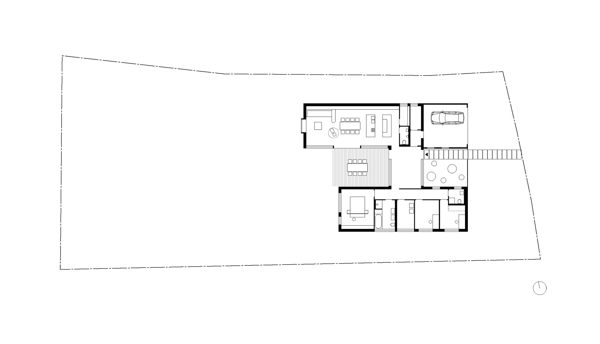 Gallery Of Timber House Kuhnlein Architektur 11
