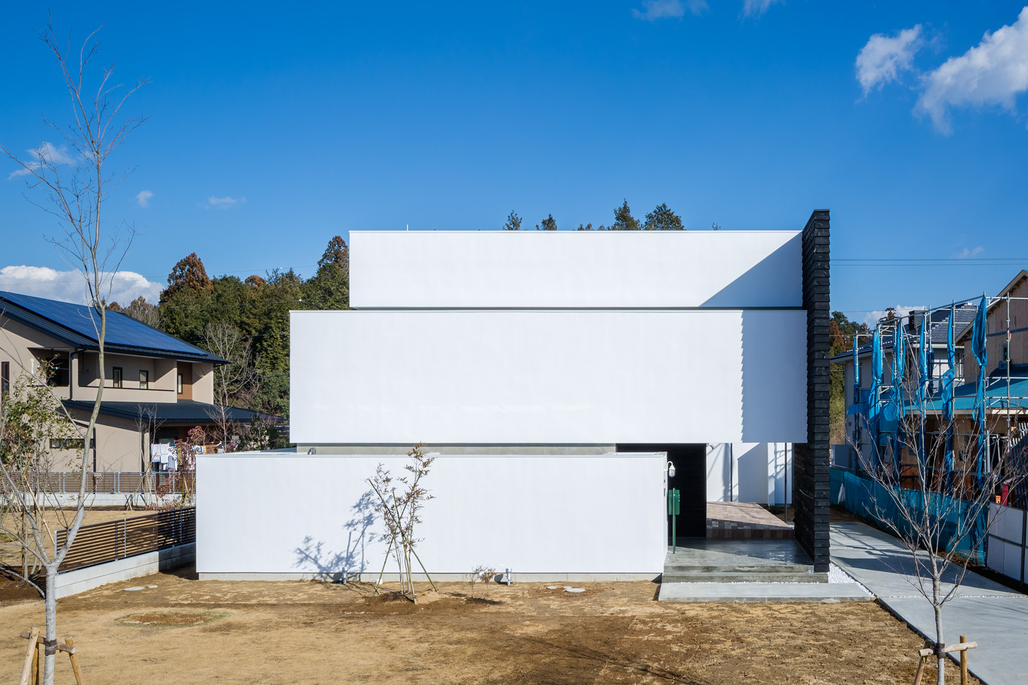Circle House / Kichi Architectural Design, © Ippei Shinzawa