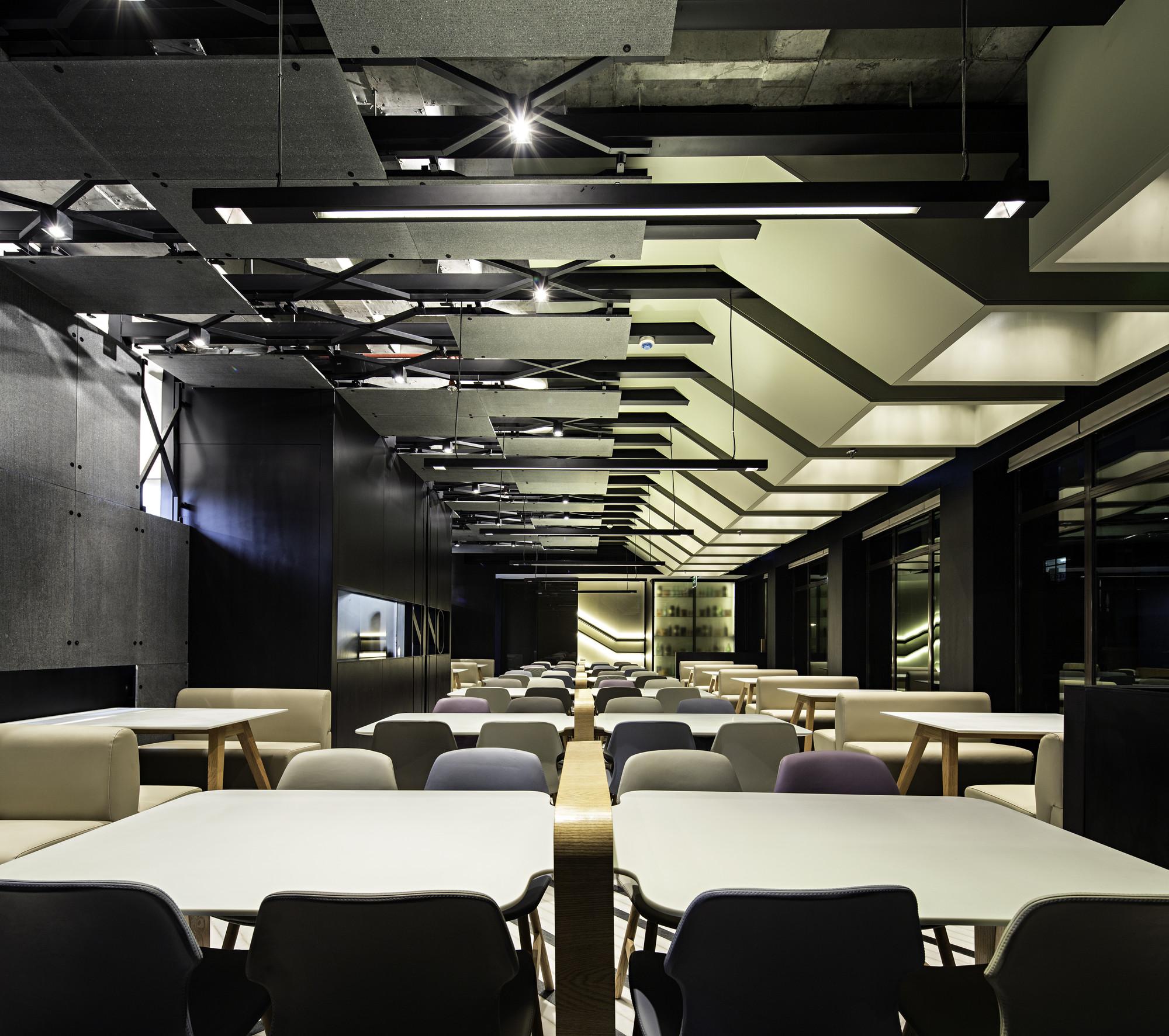 NINO Restaurant / Jassim Alshehab Architects, © Nelson Garrido