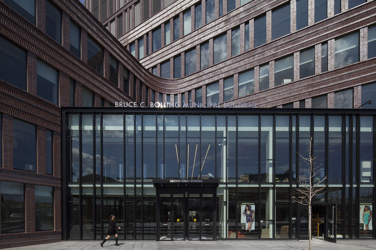 Edifício Municipal Bruce C. Bolling / Mecanoo + Sasaki Associates, Cortesia de Mecanoo