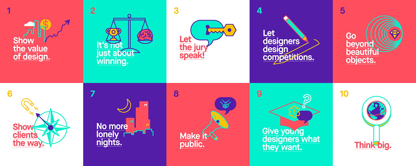 10 Ways to Improve Architecture Competitions, Courtesy of Van Alen Institute