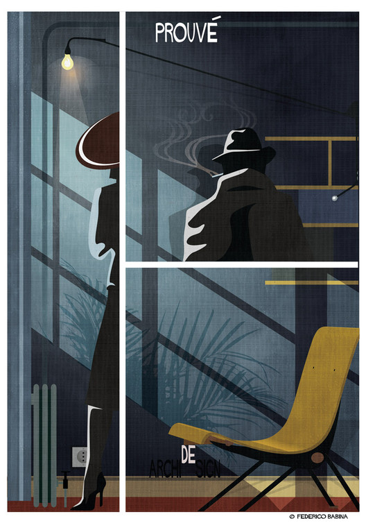 ARCHIDESIGN: Design Histories By Federico Babina | ArchDaily