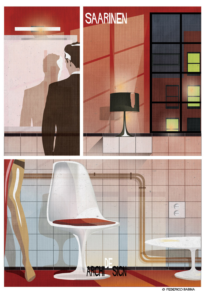 Gallery of ARCHIDESIGN: Design Histories By Federico Babina - 2