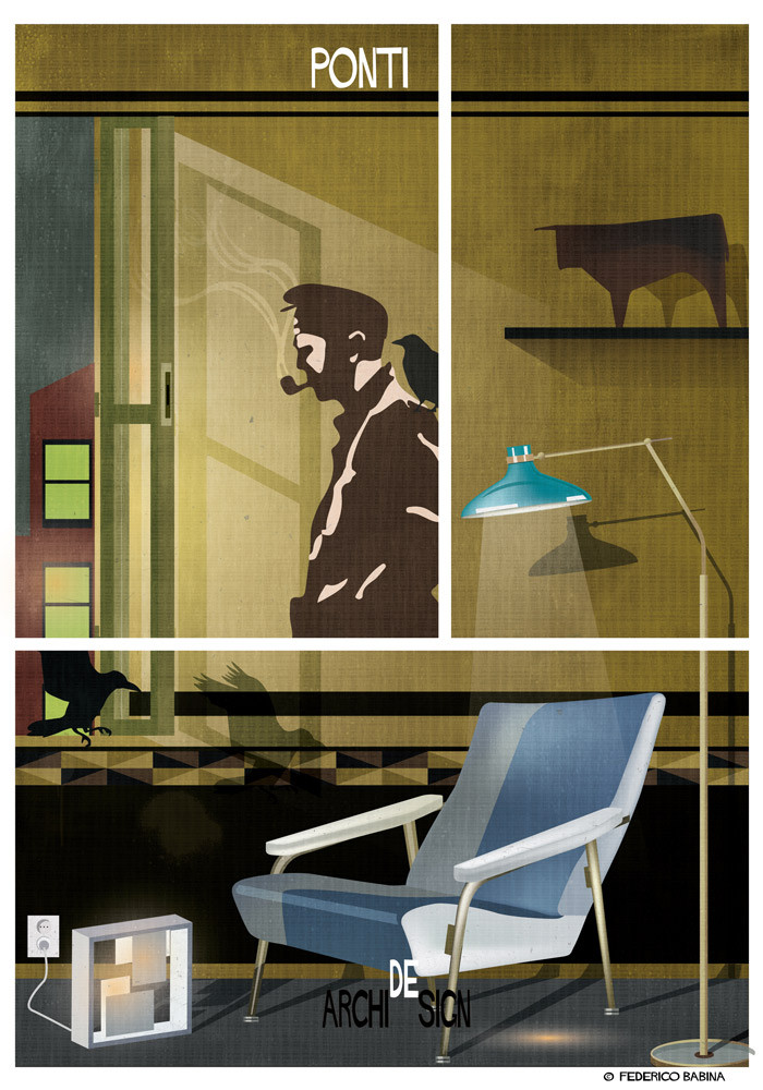 Gallery of ARCHIDESIGN: Design Histories By Federico Babina - 6