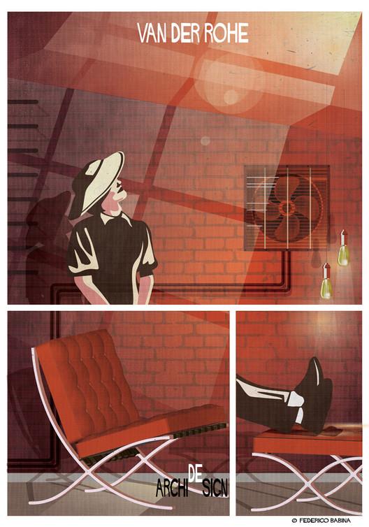 ARCHIDESIGN: Estórias do design por Federico Babina , Courtesy of Federico Babina