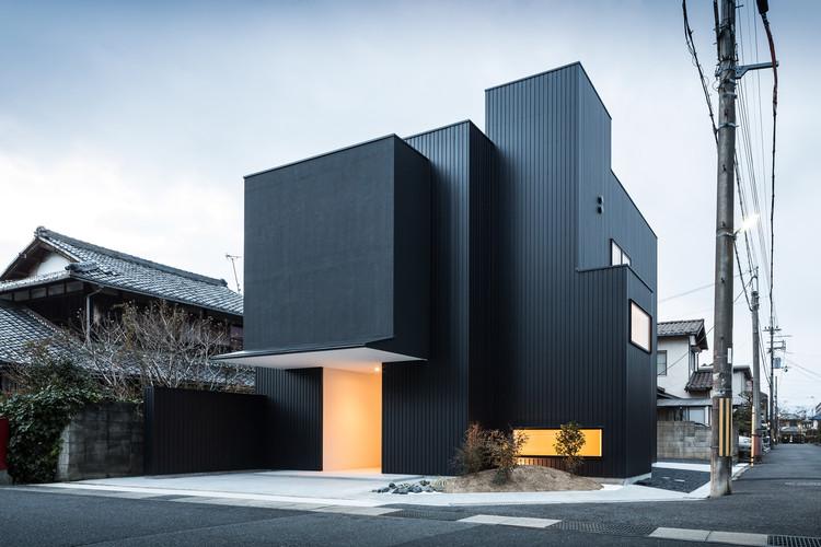 Casa Emoldurada / FORM | Kouichi Kimura Architects, © Yoshihiro Asada