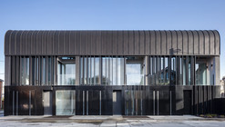 Percy Lane luxury homes / ODOS architects