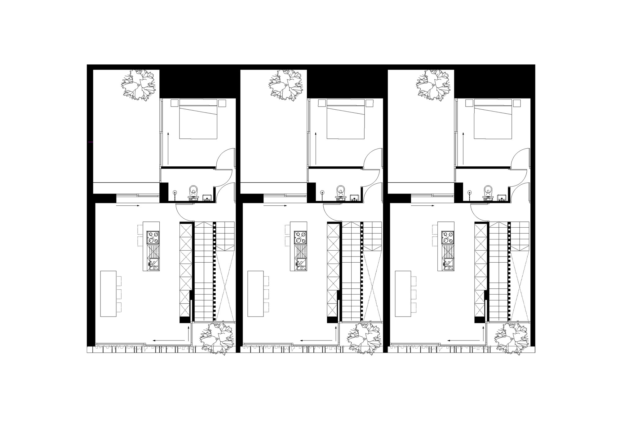 Fancy First Floor Plan