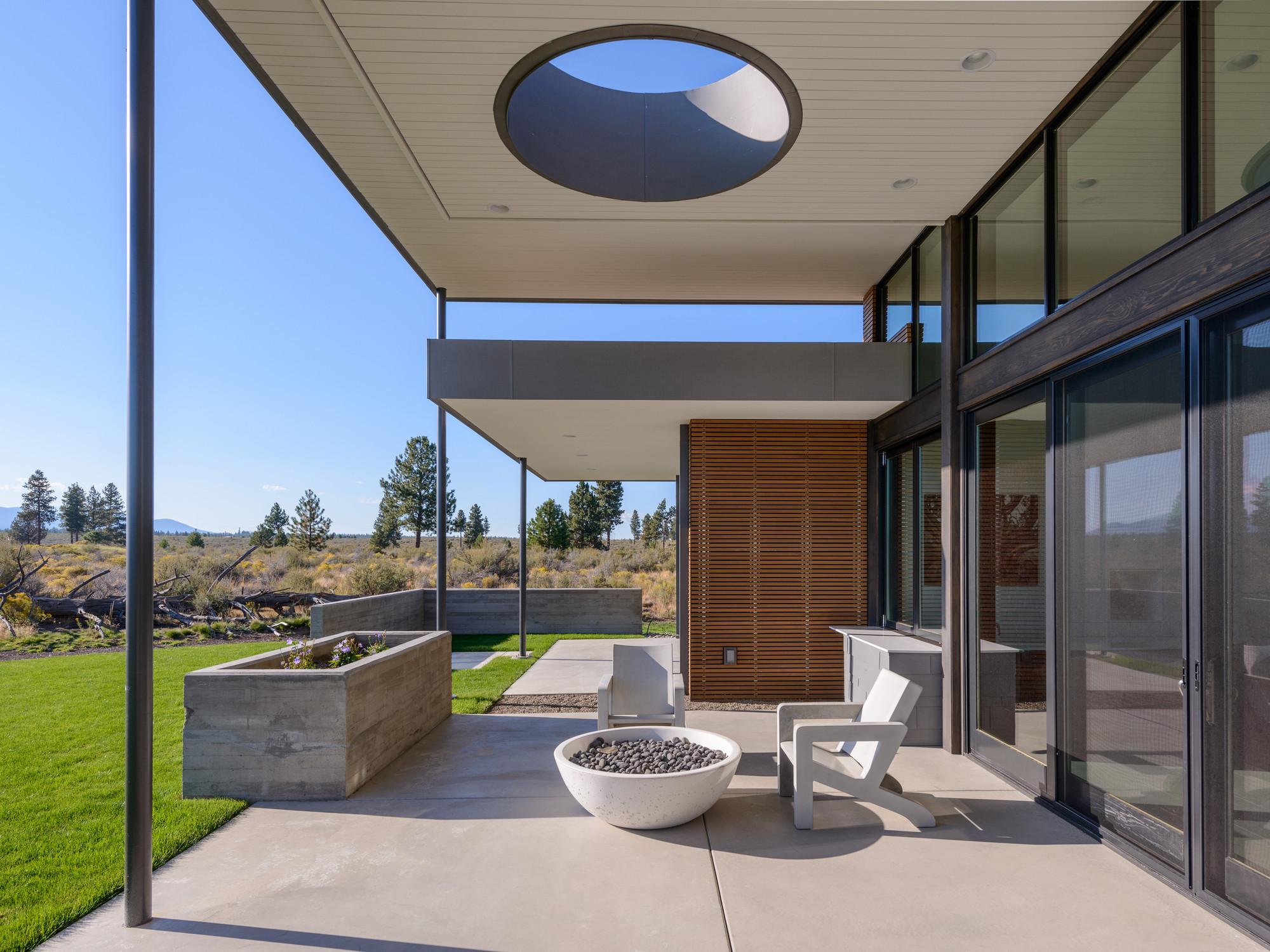 Filler Residence / PIQUE, © Alan Brandt