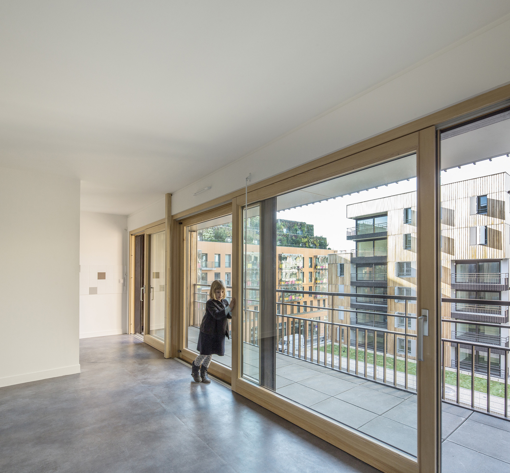 Gallery of Mixed Use 107 Apartement Units / Nunc Architectes - 19