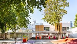 Escuela Sonia Delaunay / ADEN architectes