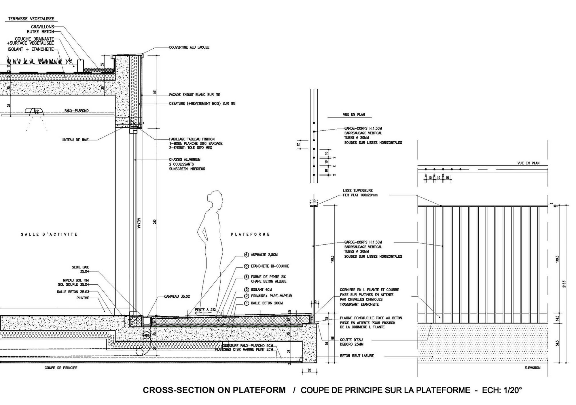 Galer 237 A De Escuela Sonia Delaunay Aden Architectes 26