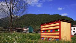 Bienenhaus #3 / Massimiliano Dell'Olivo