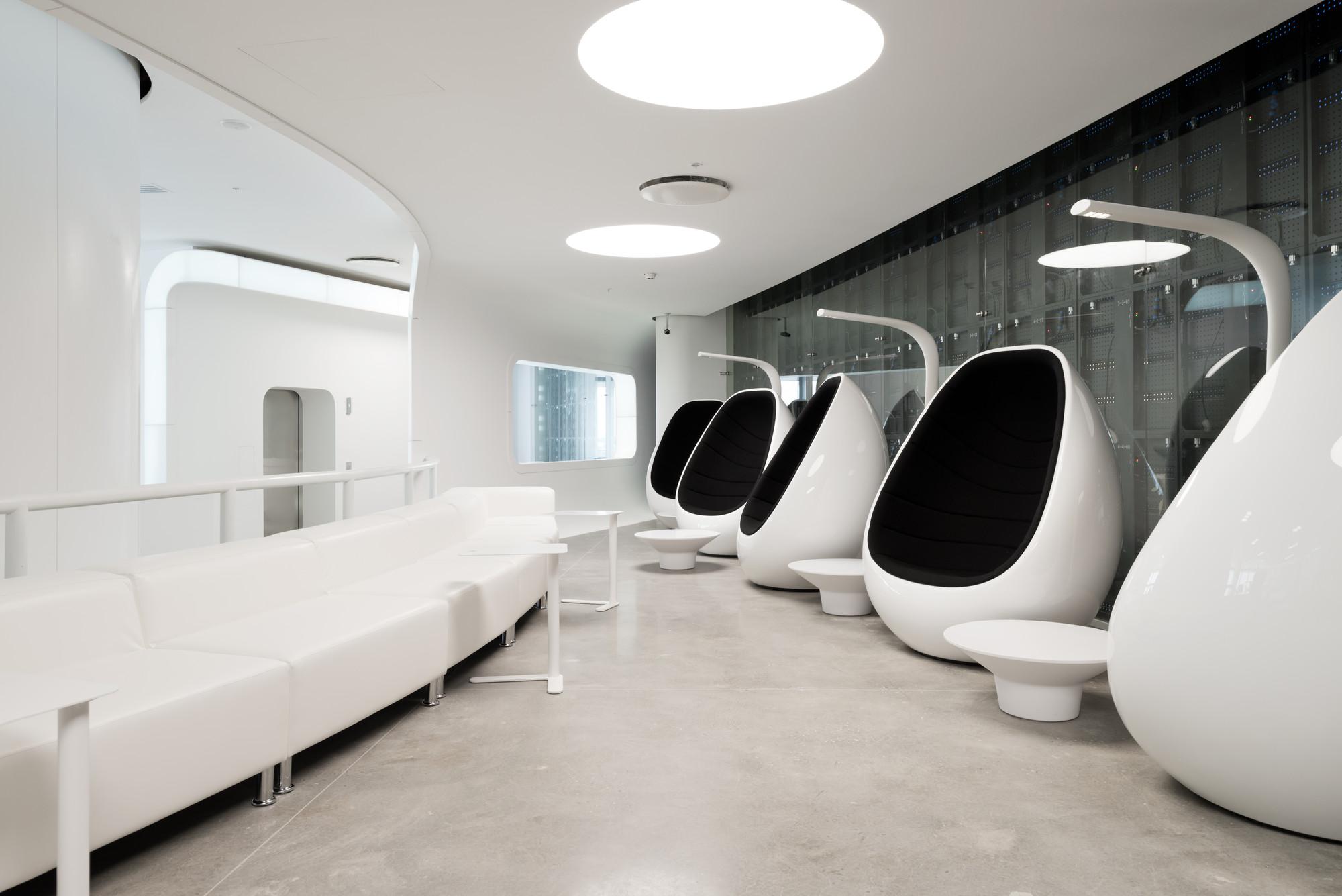 Kurumoch International Airport and VIP-Lounges / Nefa Architects ...