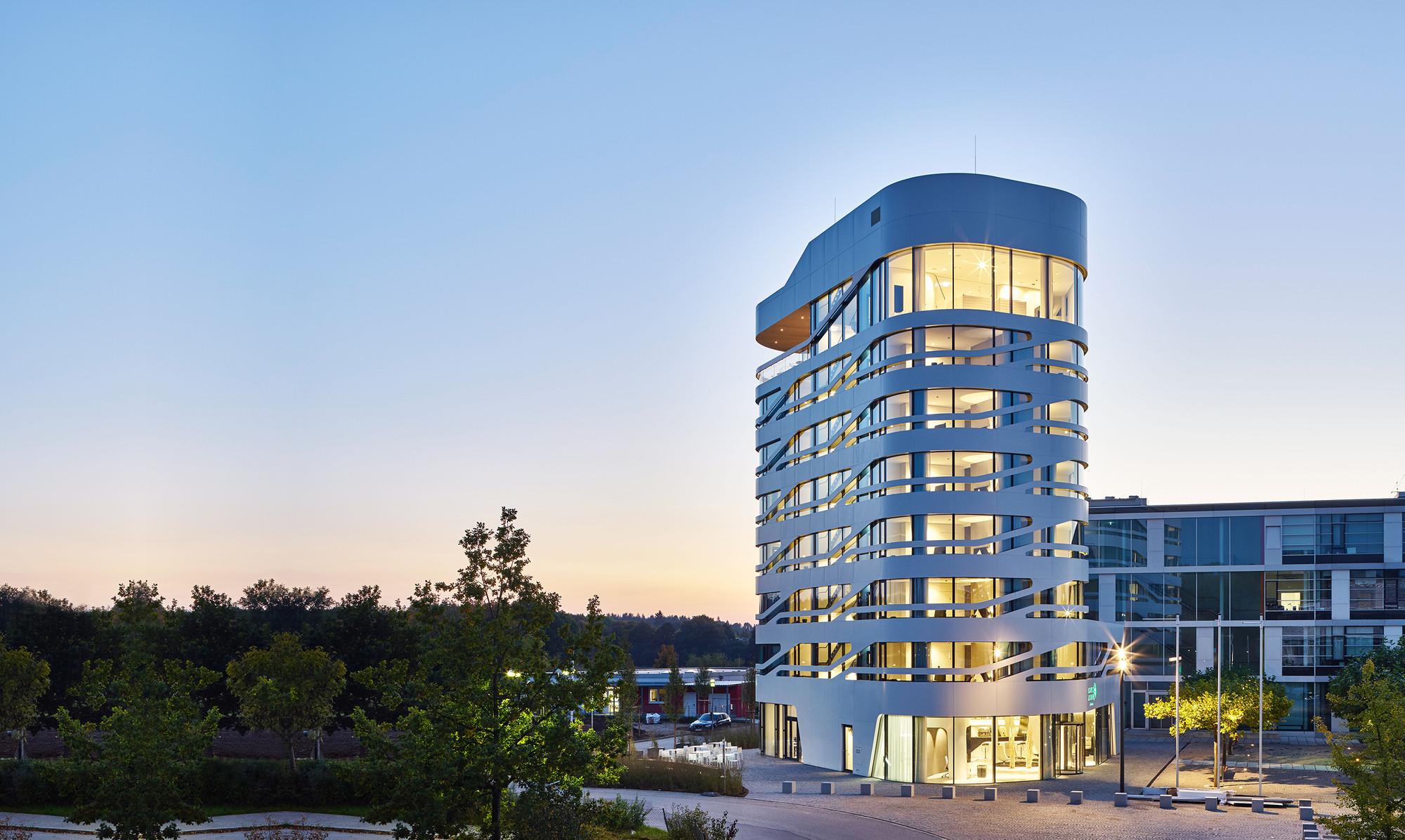 IZB Residence / Stark Architekten, © Robert Sprang