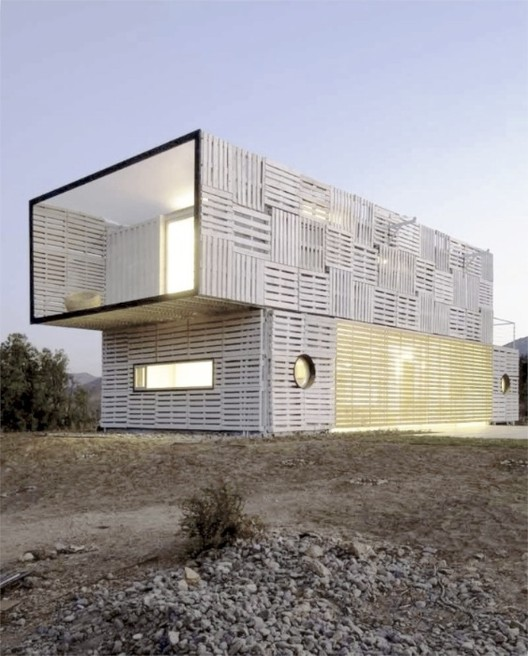 Manifesto House / James & Mau, for Infiniski. Image © Antonio Corcuera