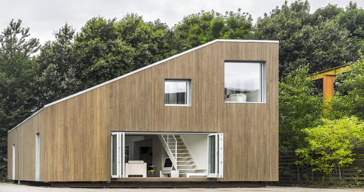 WFH House / Arcgency. Image © Jens Markus Lindhe
