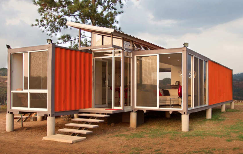 containers of hope benjamin garcia saxe architecture image andres garcia lachner - Container Home Prices